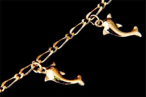Full variety of chain seen on all cruise ships! with lifetime Guarantee.