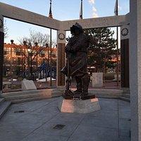 Massachusetts Korean War Memorial
