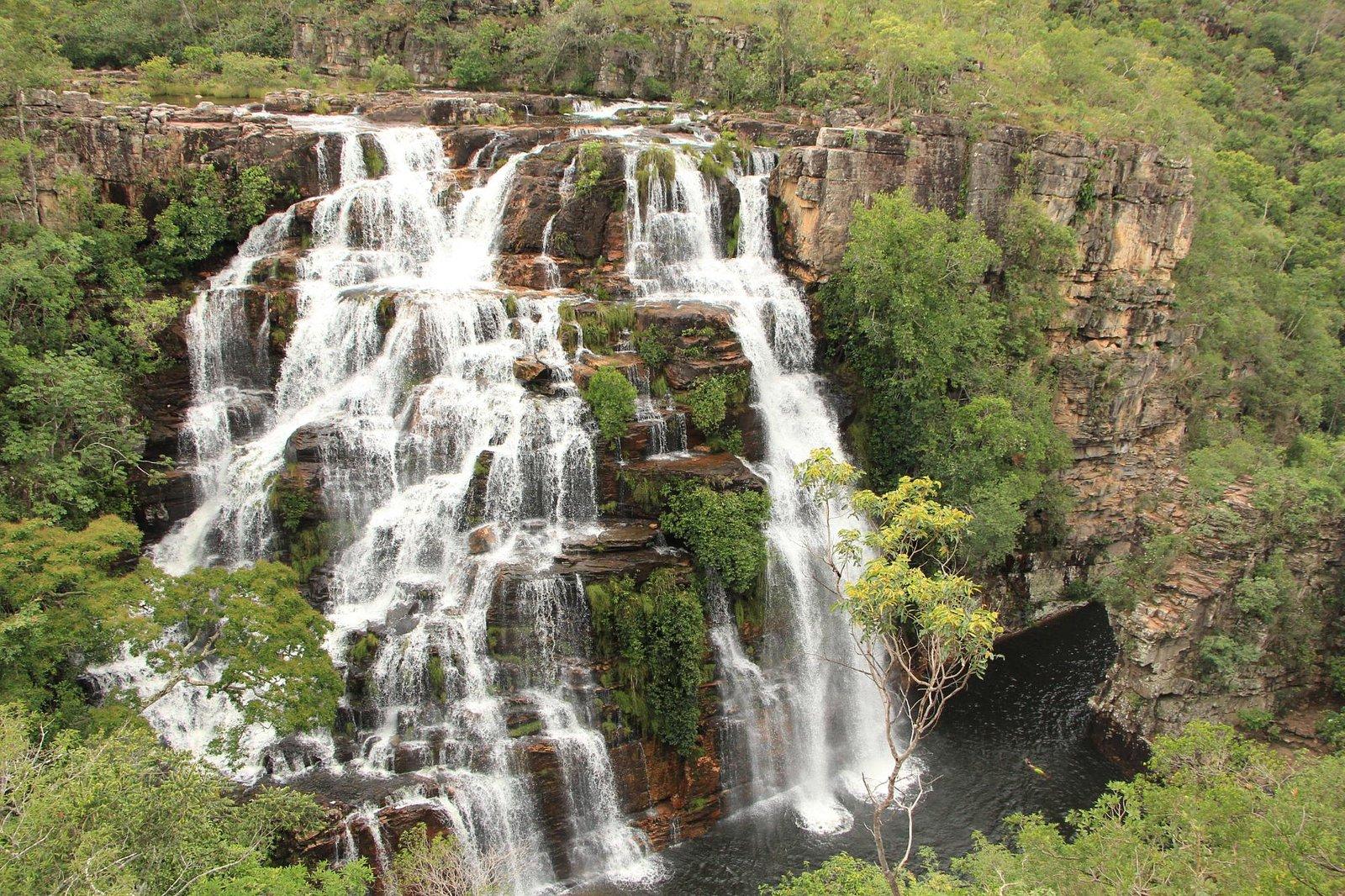 Cachoeira das Almécegas I foto: Carina Freitas