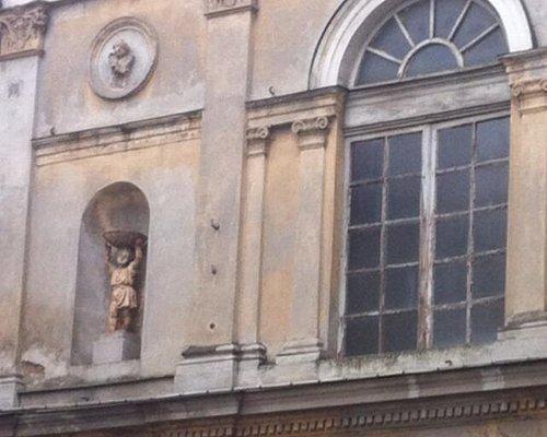 lovely old facade