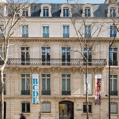 Façade de la Fondation © Rémy-Pierre Ribière