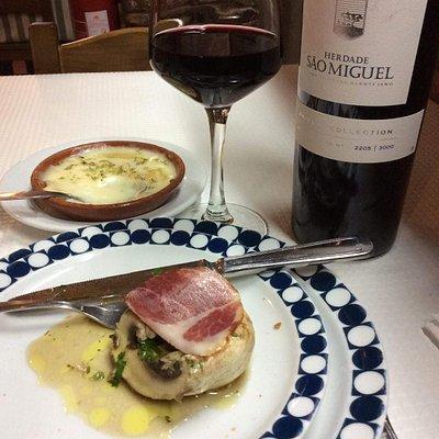 Taberna Tipica Quarta-Feira, one of our all-time favorites! Evora, Alentejo