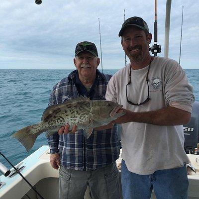 Captain Brian and captain Eddie