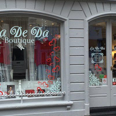 Our beautiful boutique