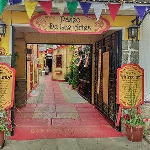 Paseo de las Artes El Tabo