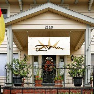 Zama located in NE Portland neighborhood in a Historical home.
