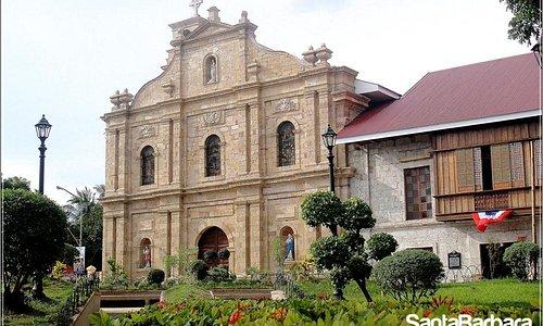 SANTA BARBARA,ILOILO CHURCH & CONVENT