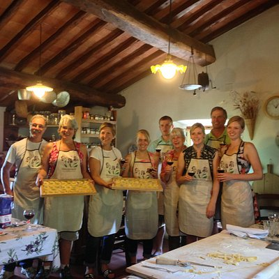 Italian Hands On Cooking Class at Toscana Mia
