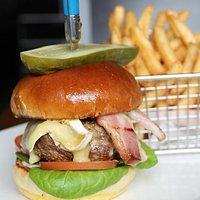 Modern Steak Burger