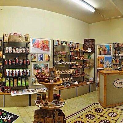 La mejor tienda de café y regalos!!!