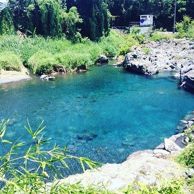 Le Bassin Bleu