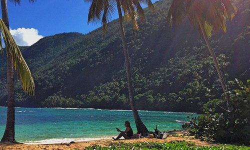 Playa Ermitano (linker Teil)