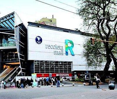 Village cines en Recoleta Mall