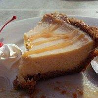 Key Lime pie - yummy!!