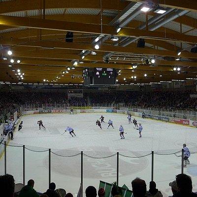 Spiel der Fischtown Pinguins gegen die Starbulls Rosenheim in der DEL2