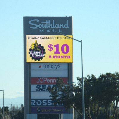 Southland Mall, Hayward, Ca