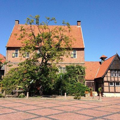 Der Burgmannshof in der Berentzen Brennerei