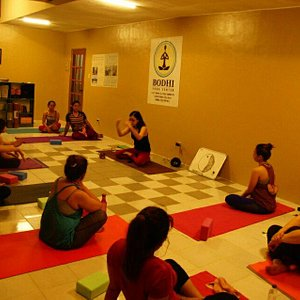 Bodhi Yoga Center