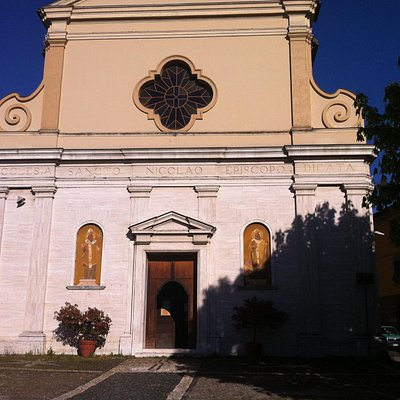 S. Nicolò church