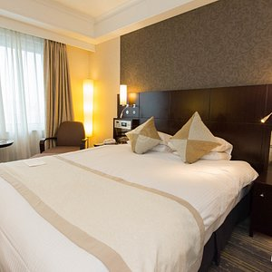 The Executive Standard Double Room at the Royal Park Hotel