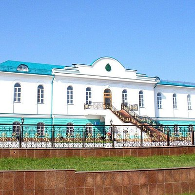 Музейный комплекс Резиденция Абылай хана