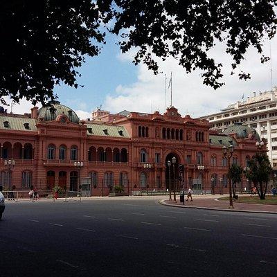 Präsidentenpalast in Buenos Aires