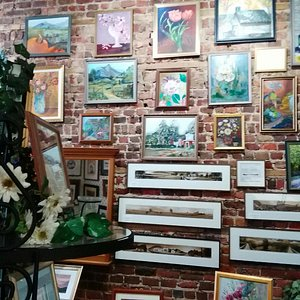 Discover art, gifts, candles, flags, mirrors, lamps and more at the Frame Shop & Gallery.