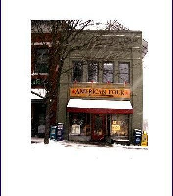 We are open even during the Snow!