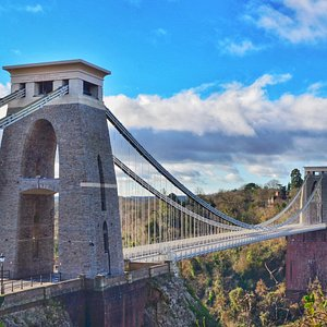 See Bristol's highlights such as The Suspension Bridge