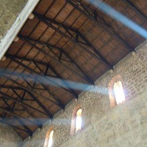 La luce magica della Concattedrale