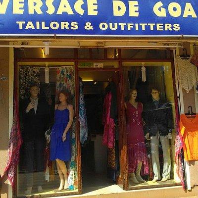 Versace de Goa Tailors & Outfitters