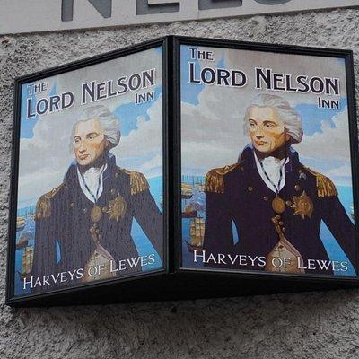 Lord Nelson Inn, Brighton