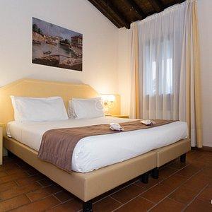 The Classic Double Room at the Corte del Naviglio