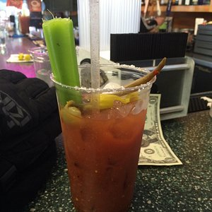 Best Bloody Mary in the area