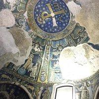 Mosaici del Battistero paleocristiano