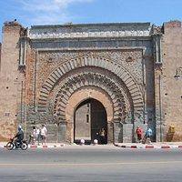 Bab Agnaou - Das Tor der schwarzen Menschen