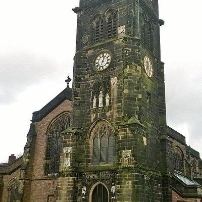 St Michael & All Angels Church
