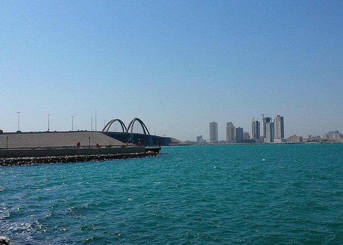 Muharraq Causeway
