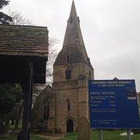St Mary & Laurence Parish Church Bolsover