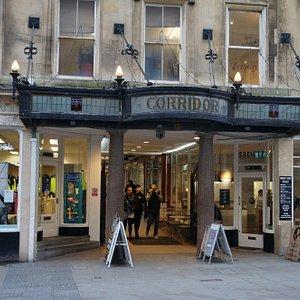 Try The Corridor