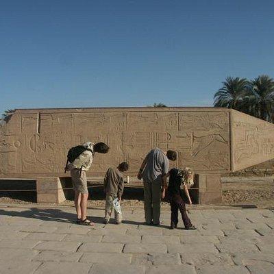 Family tour Egypt