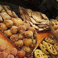 I dolci di carnevale...