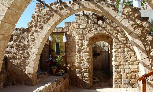 Saint Mariam Baouardy house