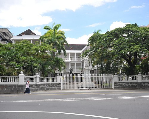 Port Louis - Government House