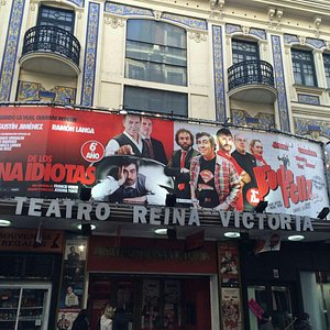 Teatro Reina Victoria