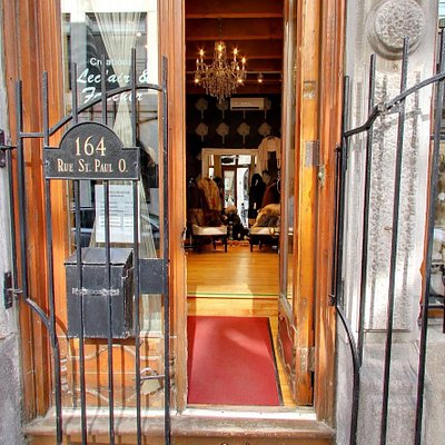 North Pole Furs is located in a beautiful historical building dating back to 1863