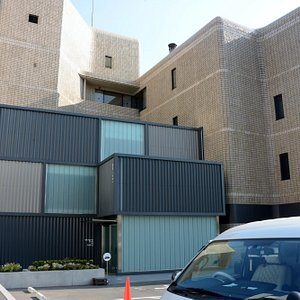横浜市民ギャラリー 建物外観