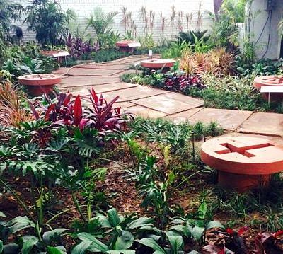 Ways of Awakening Garden