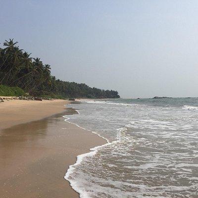 KIzhunna Beach