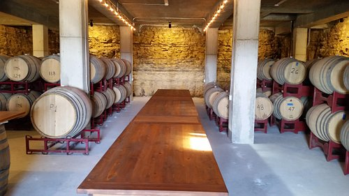 Hawk's Shadow Barrel Cellar